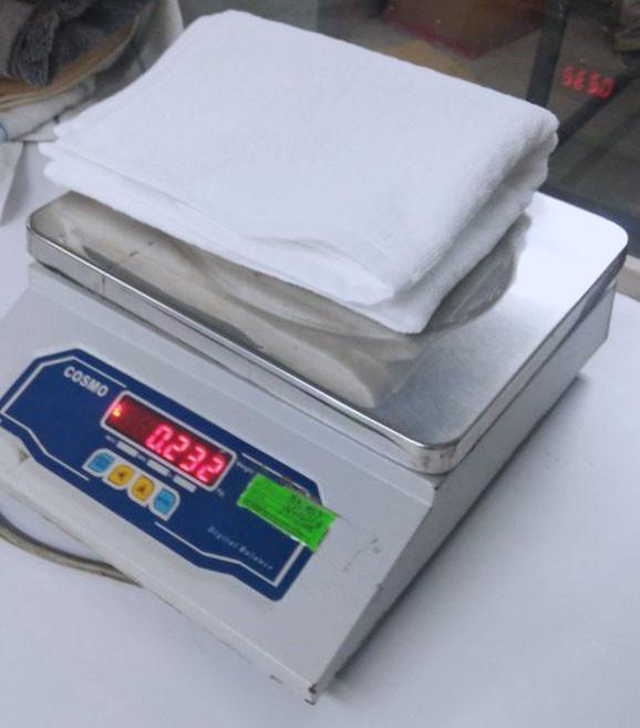 Hand towel wt 50×80 cm 550 gsm