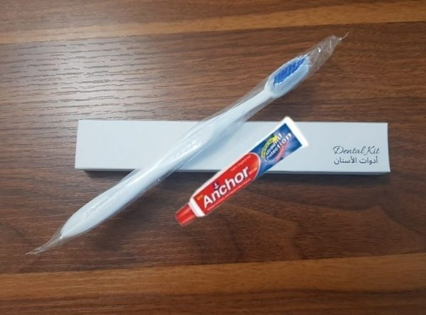 Tooth paste and Shaving gel (2)